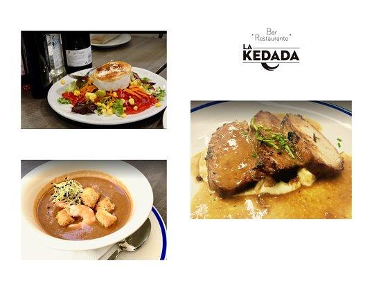 ¿Comenzamos el fin de semana con una #comida en nuestro #restaurante del @Ilunionhotels #Bilbao, @LaKedadaBilbao? #lakedada #lakedadabilbao #restaurantebilbao #barBilbao #Bilbao #Bizkaia