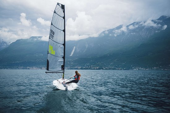 Andrew Simpson Watersports Centre: All levels of sailing tuition available.
