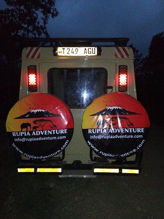 ready for safari