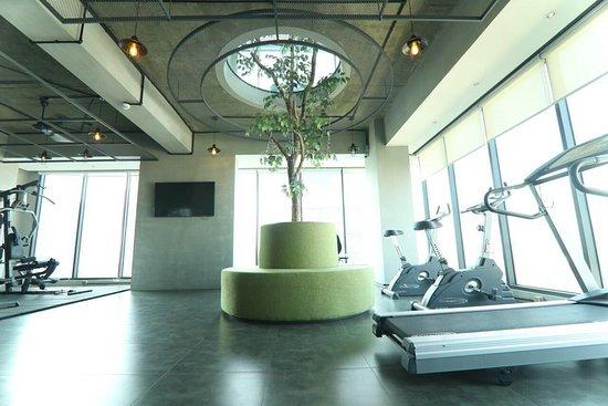 Feliz Urban Hotel: Gym,