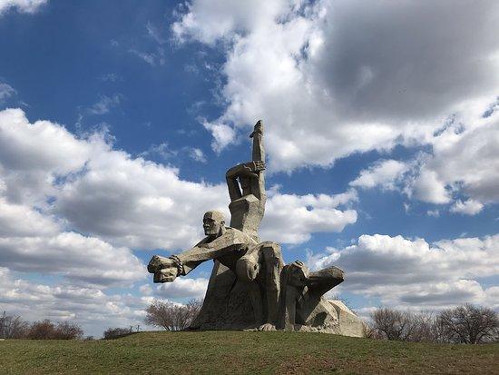 Memorial Zmiyovskaya Balka