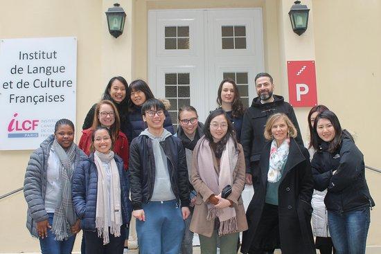ILCF Paris- Institut de Langue et de Culture Françaises