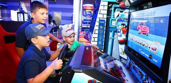 Кинотеатр с игровыми автоматами схема игрового автомата ссср