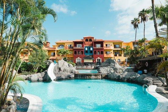 Sehr Schones Hotel Ideal Fur Kinder Park Club Europe Playa De
