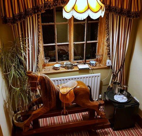 Old Ivy House Bed & Breakfast: Landing