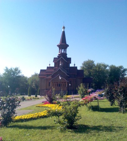 The Temple of the Assumption of the Mother of God