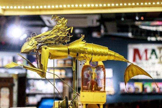 The MAD Museum. Keith Newstead - Brassy Mermaid