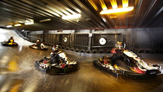 TeamSport Indoor Go Karting Stockton-on-Tees