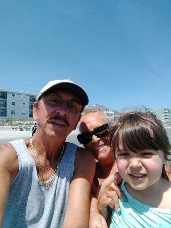 גארדן סיטי ביץ', דרום קרוליינה: Beautiful day, garden City Beach