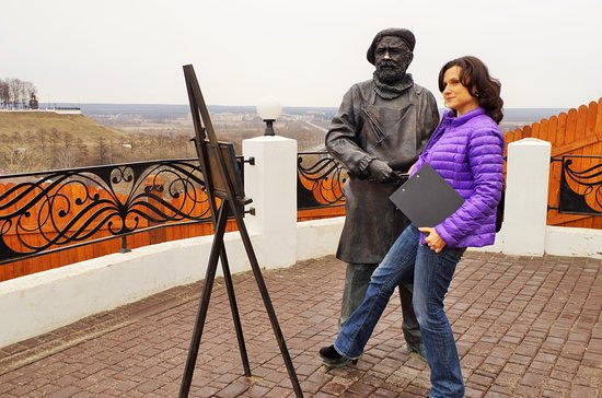 Guide in Vladimir and Suzdal