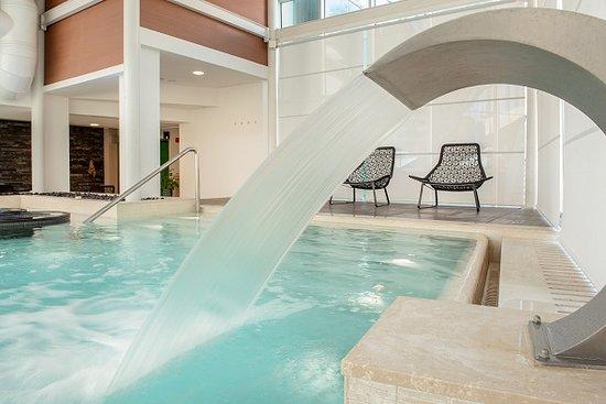 Hotel Baia Flaminia: Sala relax -  del nostro Centro Benessere - BAIA SPA