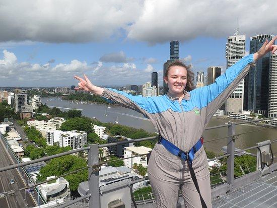 Brisbane Story Bridge Adventure Climb: Best time- EVER
