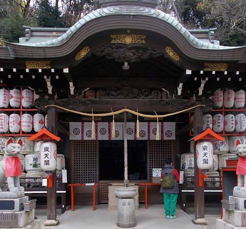 諏訪神社の社殿