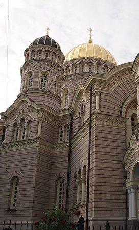 Riga, Letonia: 正教会