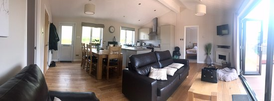 Upton Lakes Lodges: Lodge 9
