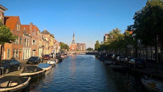Accijnstoren van Alkmaar uit 1622
