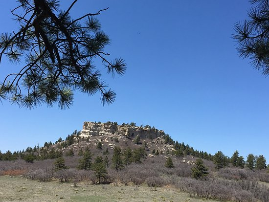 Spruce Mountain Open Space and Trail