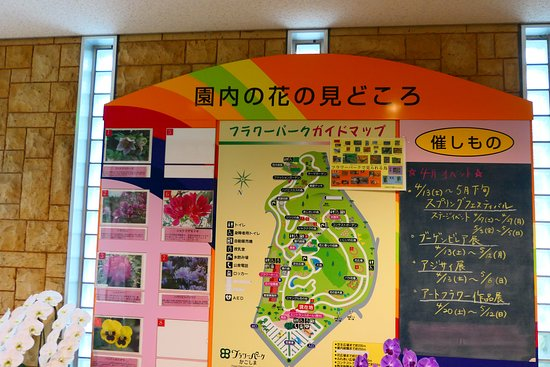 Flower Park Kagoshima照片