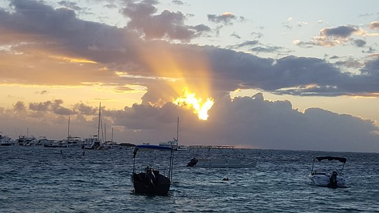 One more sunrise.