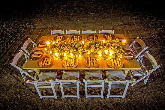 Loreto Bay Golf Resort & Spa at Baja: Banquetes