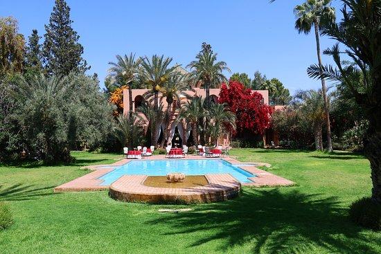 Dar Ayniwen Villa Hotel, Hotels in Marrakesch