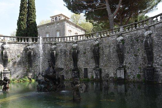 Fontana del Pegaso