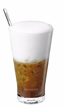 Gran variedad de recetas del mejor cafe nespresso en Yogur Cafe; Frias y Calientes. Dis fruta nos. Franquicias Yogur Cafe- www.yogurcafe.com- info@yogurcafe.com