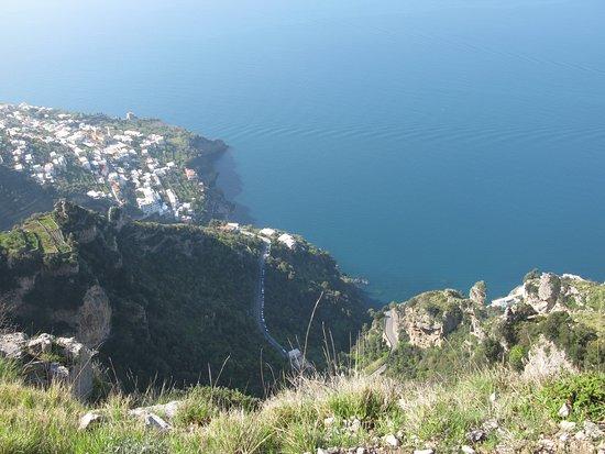 Il Sentiero Degli Dei: Vista sui paesini della Costiera dal Sentiero degli Dei
