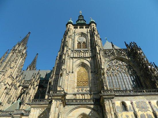 Katedral St. Vitus (Chram svateho Vita): la terza torre della cattedrale