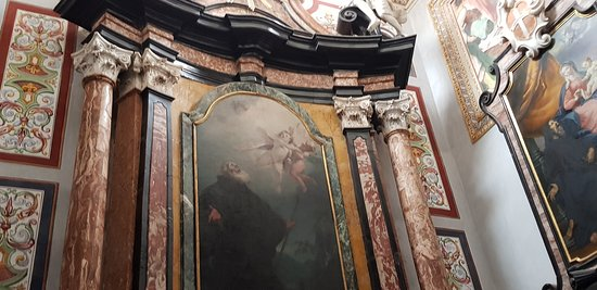 Chiesa di San Francesco: INTERNO