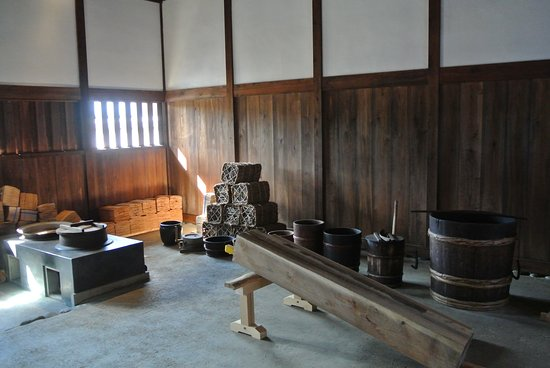 ‪טקיאמה, יפן: An internal view of one of the rooms inside the Jinya Old House in Takayama‬