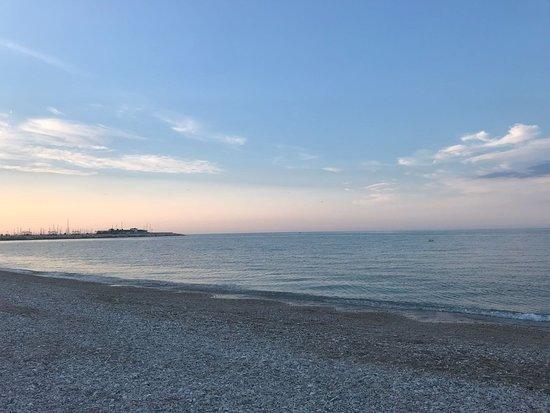 Fano, Italia: Bagni Peppe