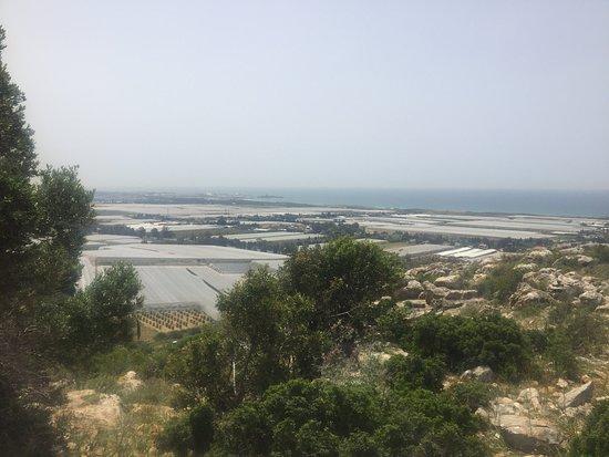 Haifa District, Izrael: נחל ספונים