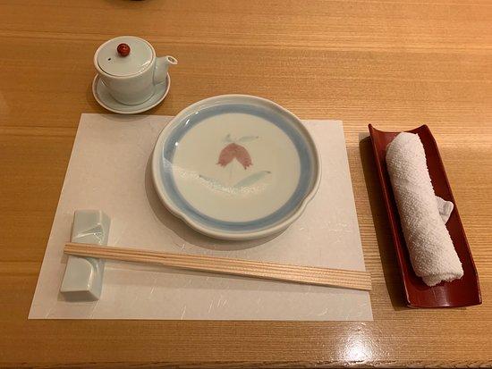 Sushi Kappo Yamanaka JR Hakata City: Set