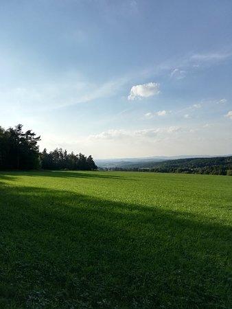 Aussichtsturm am Hirschberg