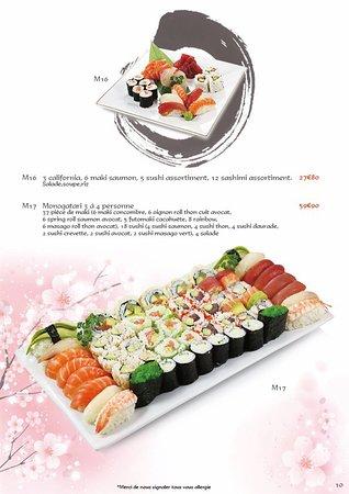 ZenSushi: Venez découvrir l'ultime Zen Sushi au 4 rue d'Italie Marseille.