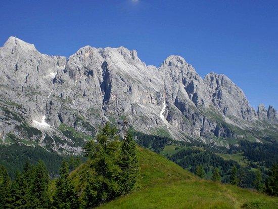 Monte Agner: Versante meridionale