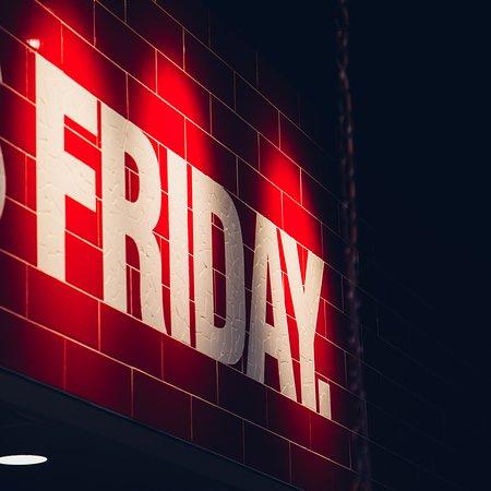 Aquí siempre es viernes