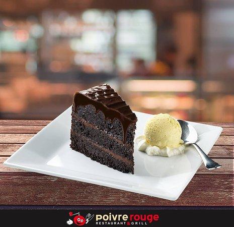 Gâteau au chocolat gourmand spécial anniversaire
