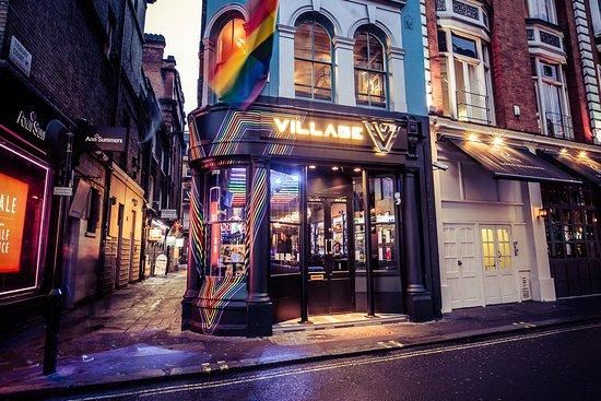 Kön gay London