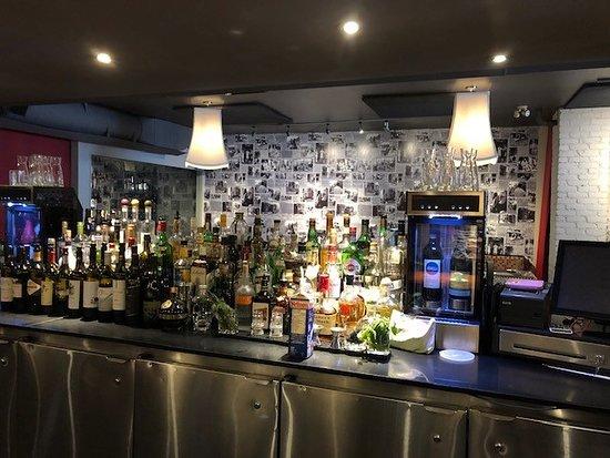 Casa Domenico: View to the bar