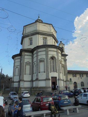 Chiesa di Santa Maria del Monte dei Cappuccini: Exterior