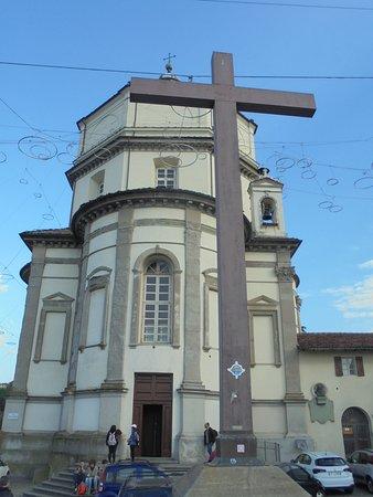 Chiesa di Santa Maria del Monte dei Cappuccini: Entrada