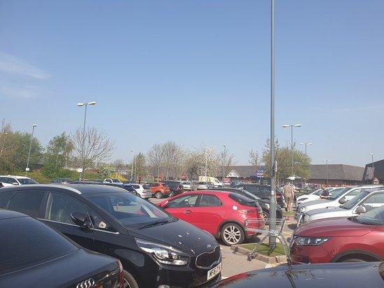 Plas Coch Retail Park