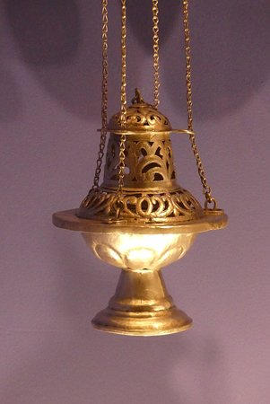 Incense burner (thurible)