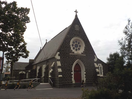 Old church c1875