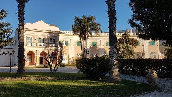 Edificio Convento Picture Of Villa Irlanda Grand Hotel Gaeta Tripadvisor