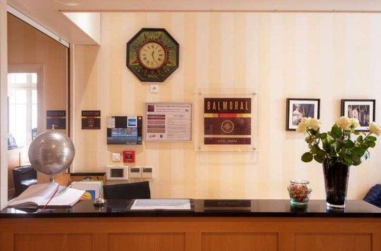 Hotel Dinard Balmoral: Miscellaneous