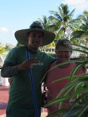 Alfredo le jardinier