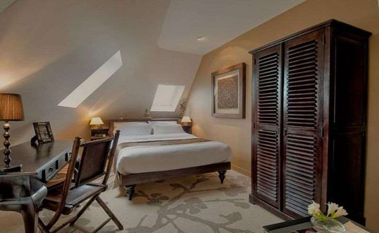 Hotel Cluny Square: Guest room